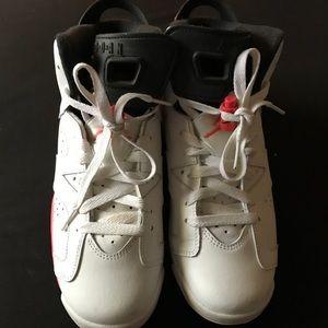 Jordan retro 6s